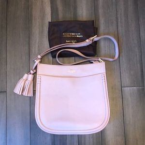 Pink Kate Spade Crossbody Bag